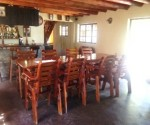122 main road greyton accommodation guest dining area
