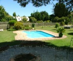 122 main road greyton self catering house swimming pool
