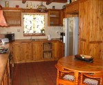 122 main road greyton self catering dining area