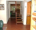 122 main road greyton self catering stairway