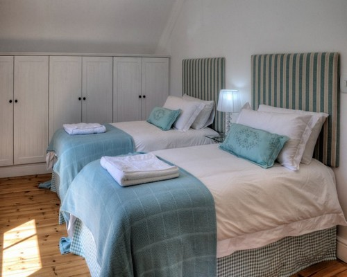 De Hoop Victorian House Greyton Twin Bedroom