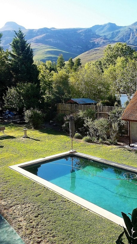 Ella s cottage in greyton south africa pet friendly with - Pet friendly cottages with swimming pool ...