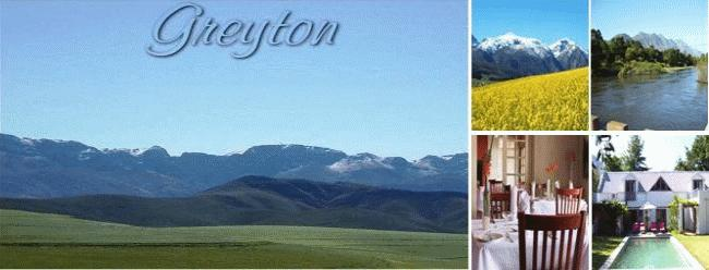 greyton accommodation