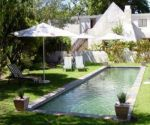 old potter´s inn greyton bed and breakfast swimming pool