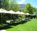 greyton bed and breakfast garden area