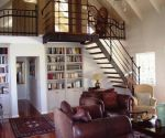 greyton self catering accommodation les terres noires lounge area