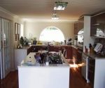 greyton self catering accommodation les terres noires kitchen