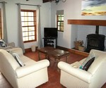 greyton self catering accommodation heron house lounge area