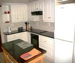 greyton self catering accommodation heron house guest kitchen