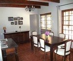 greyton self catering accommodation heron house guest dining