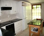 greyton self catering accommodation heron house kitchen island
