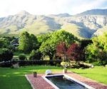greyton self catering accommodation les terres noires mountain views