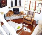 oak brook greyton accommodation fireplace