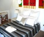oak brook greyton self catering guest bedroom