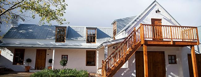 the pecan suite greyton self catering accommodation