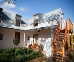 the pecan suite greyton accommodation front view